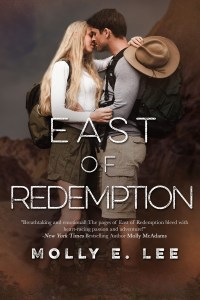 East of Redemption by Molly Lee…Release Day Event & Review