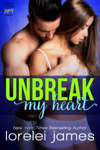 Unbreak My Heart by Lorelei James…Release Day Event and Exclusive Excerpt