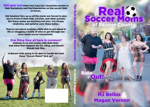 The Real Soccer Moms of Beaver County by H.J. Bellus & Magan Vernon…Release Day Event