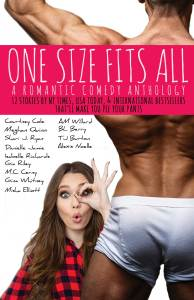One Size Fits All – Various Authors…Cover Reveal