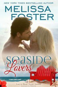 Seaside Lovers by Melissa Foster…Release Week Event