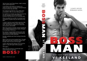 Bossman by Vi Keeland….Release Day Event