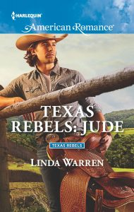 Texas Rebels: Jude by Linda Warren…Blog Tour Stop with Author Guest Post