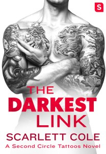 Exclusive First Look at THE DARKEST LINK by Scarlett Cole