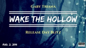 Wake The Hollow Release Day Blitz!