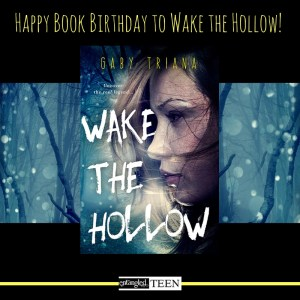 Wake the Hollow by Gaby Triana…Release Day Blitz & Review