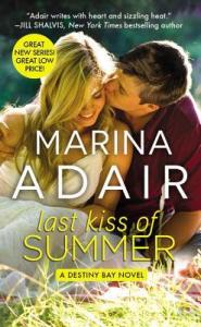 Last Kiss of Summer by Marina Adair….Release Tour & Review