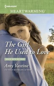 Harlequin Heartwarming Tour Stop…Excerpt from The Girl He Used To Love by Amy Vastine
