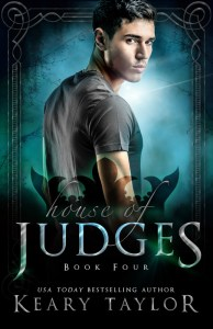 House of Judges by Keary Taylor….Review