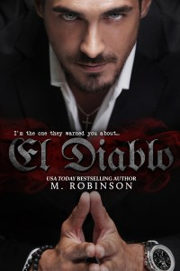 El Diablo by M. Robinson…Blog Tour & Review
