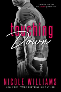 Touching Down by Nicole Williams….Excerpt Reveal