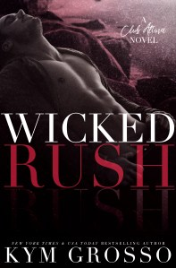 Wicked Rush by Kym Grosso….Release Day Event