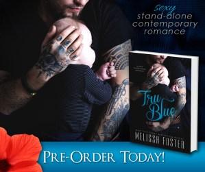Tru Blue by Melissa Foster…Pre-Order Event