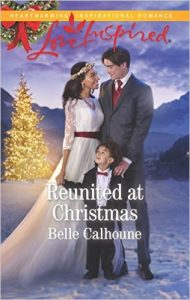 Holiday Recipe Guest Post and Giveaway with Author Belle Calhoune, author of Reunited at Christmas