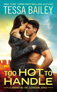Too Hot to Handle by Tessa Bailey….Dream Cast & Review