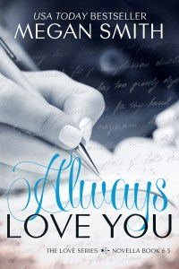Always Love You By Megan Smith…Release Day Blitz