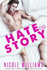 Hate Story by Nicole Williams….Blog Tour & Review