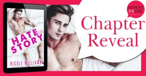 Chapter Reveal…Hate Story by Nicole Williams