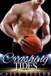 Crashing Tides by Casey Peeler…Blog Tour Stop
