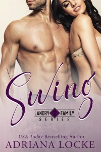 Swing by Adriana Locke…Release Boost with Review