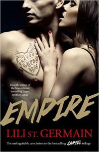 Empire by Lili St Germain….Book Tour Stop