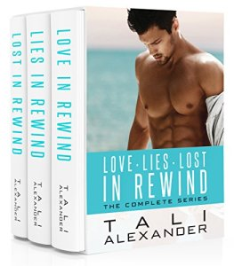 Lost In Rewind: The Complete Series by Tali Alexander….Release Blitz