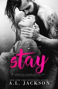 Stay by A.L. Jackson….Review Tour