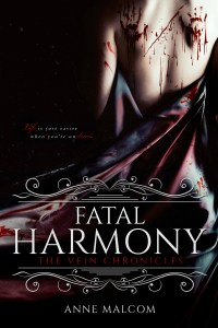 Fatal Harmony by Anne Malcom…Release Blitz