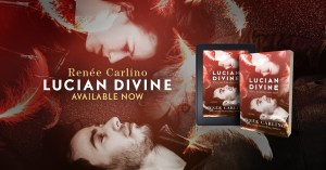 Lucian Devine by Renée Carlino…Release Day Blitz