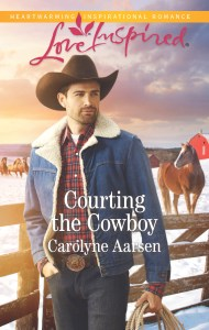 February Harlequin Spotlight: Q&A with Carolyne Aarsen, author of Courting the Cowboy