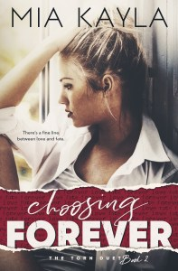 Choosing Forever by Mia Kayla…Release Day Blitz