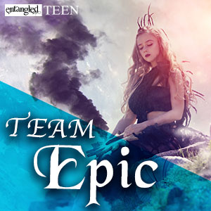 Young Adult Epic Fantasy from Entangled Teen