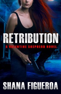 Retribution by Shana Figeroa….Release Day Event & Giveaway