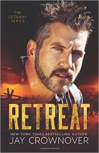 Retreat by Jay Crownover…..Revie