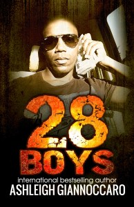 28 Boys by Ashleigh Giannoccaro….