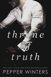 Throne of Truth by Pepper Winters….Blog Tour & Review
