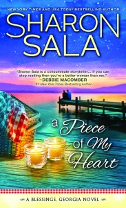 A Piece of My Heart by Sharon Sala…Spotlight Tour