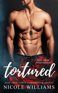 Tortured by Nicole Williams…Blog Tour & Review