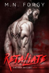Retaliate by M.N. Forgy….Blog Tour & Review