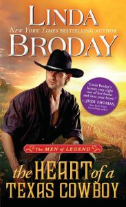 The Heart of a Texas Cowboy by Linda Broday…Spotlight Tour