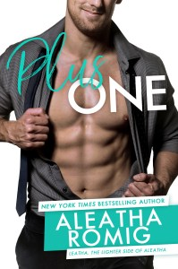 Plus One by Aleatha Romig…Release Day Blitz & Review