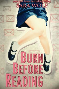 Burn Before Reading by Sara Wolf…Review Tour