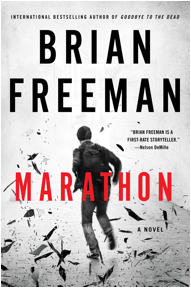 Author Q&A with Brian Freeman, author of Marathon