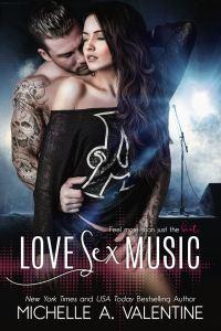 Release Day Blitz….Love Sex Music by Michelle Valentine