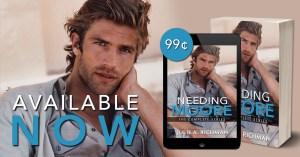 Needing Moore: Complete Series by Julie A Richman….Release Blitz