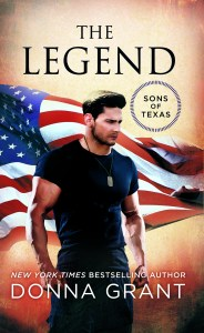 The Legend by Donna Grant…Release Day Event