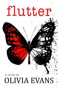 Flutter by Olivia Evans…Blog Tour & Review