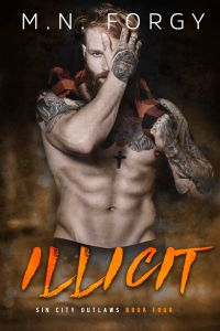 Release Day Blitz…Illicit by M.N. Forget