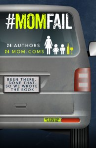 #MOMFail Anthology featuring 24 Different Authors…Release Blitz
