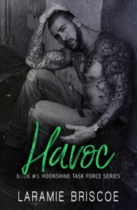 Havoc by Laramie Briscoe…Release Blitz with Review